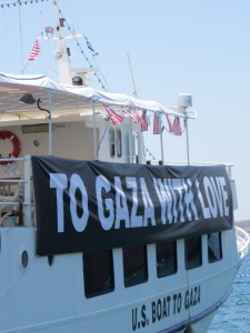 To Gaza with Love