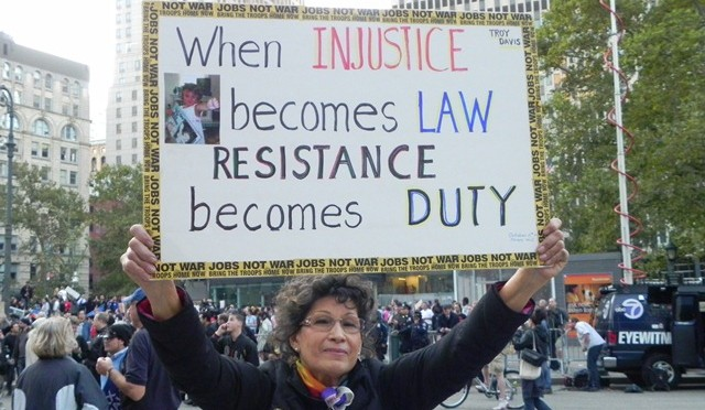Occupy Wall Street With Fellow U.S. Citizens