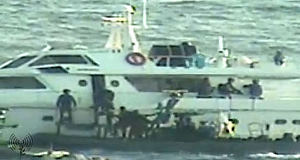 Hijacking Of MV Saoirse, Violent And Dangerous!