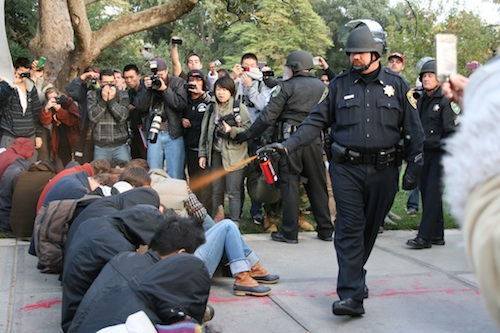 UC Davis Professor Demands Chancellor Resign Over Pepper Spraying Of Students