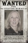 Linda Durham, passenger, Audacity of Hope. Wanted by congress.
