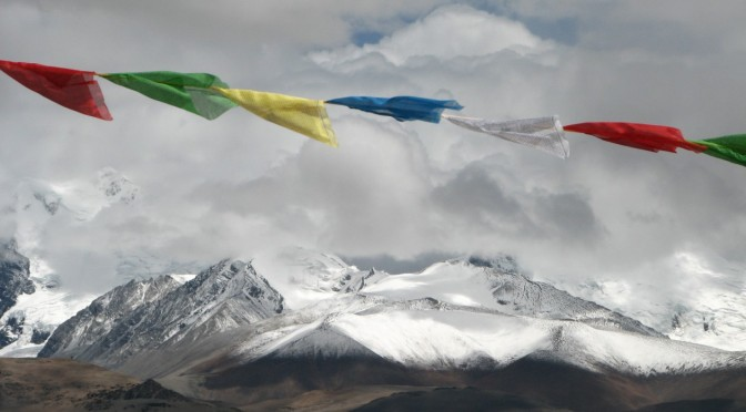 China Lock-Down Seals Off Tibetan Unrest