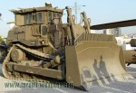 Caterpillar D9 Militarized Weapon