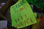Sudents Join Occupy Boston