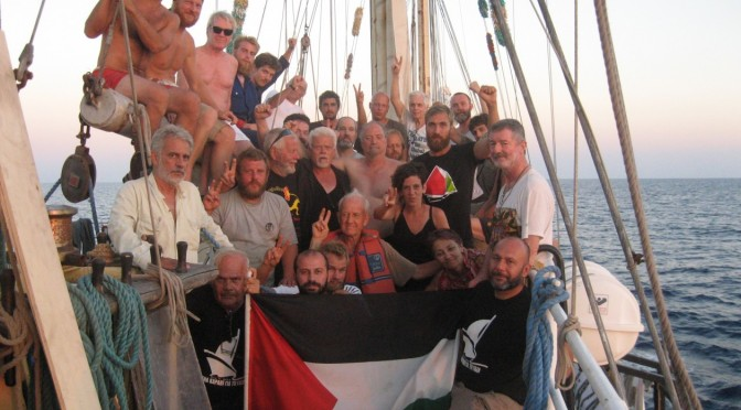 Swedish Ship To Gaza: Israeli Activists Released