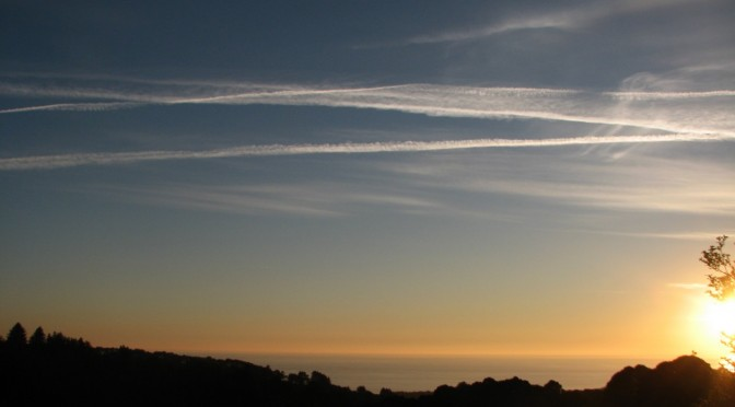 Where Have All The Real Skies Gone: Geoengineering Behind Unexplained Contrails