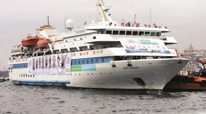 Turkish Court Orders Arrest Of Israelis Over Mavi Marmara
