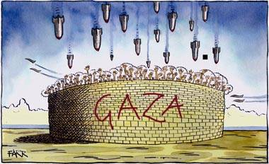 Dennis Kucinich On Gaza Massacre