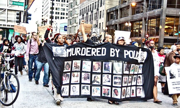 "Israel-Trained Police ""Occupy"" Missouri After Killing Of Black Youth"