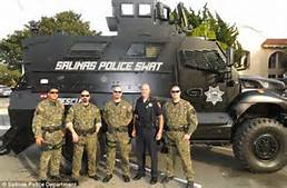 No City Police Needs An Armored Tank: Demilitarize U.S. Police