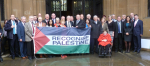 david-ward-mp-and-other-mp-s-before-the-vote-to-recognise-palestine