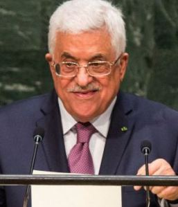 "Abbas To UN: ""End This Settlement Occupation"""