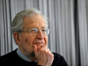 Chomsky: The Crass and Brutal Approach Used to Keep Gaza Mired in Misery