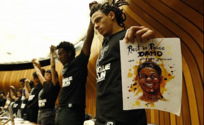 UN Torture Watchdog Urges US To Crack Down On Police Brutality