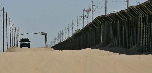 Why Is An Israeli Defense Contractor Building A 'Virtual Wall' In The Arizona Desert?
