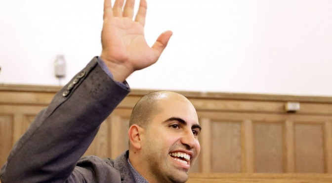 Salaita Sues Donors For 'Injecting' Themselves Into U Of Illinois Decision, Threatening To Withhold Gifts Unless He Was Fired