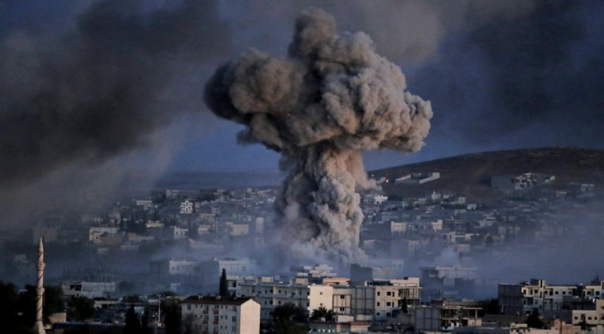 How The US, Its Allies And Syria Unwittingly Corporatized ISIS
