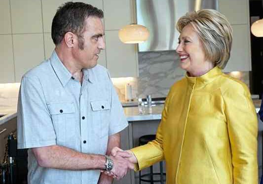 Scotts Valley Man With ALS And Lyme Disease Requests Research Support From Hillary Clinton