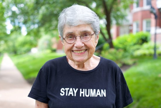 Hedy Epstein Photo: Humans of St. Louis by Lindy Drew